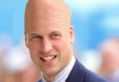 Hot hot Prince William