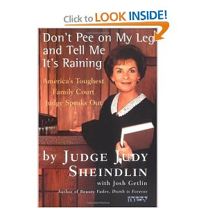 Judge Judy's Book