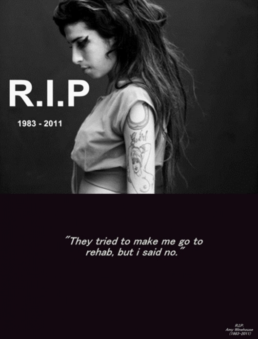 The funeral of British singer Amy Winehouse was held on Tuesday at Golders Green Crematorium after an autopsy failed to pinpoint the cause of her death.